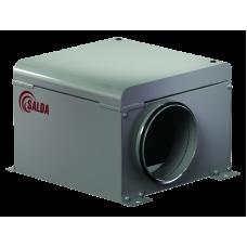 Аккустический канальный вентилятор с ЕС-моторами Salda AKU 125 ЕКО