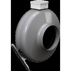 Канальный вентилятор с ЕС-моторами Salda VKA 125 EKO