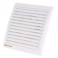 Вытяжной вентилятор Mmotors MM 120 square white 150 m3/h