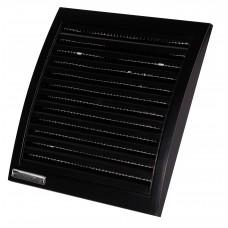 Вытяжной вентилятор Mmotors MM 120 square black 150 m3/h