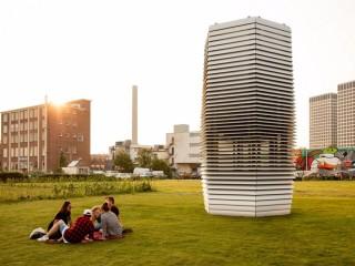 Китай планирует вентилировать целые города