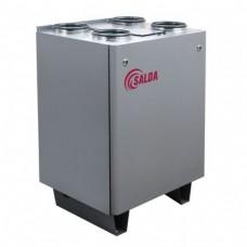 Приточно-вытяжная установка Salda RIS 400 VE 3.0 с электрическим нагревателем