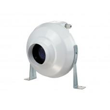 Вентилятор канальный круглый Вентс ВК 100 (бурий короб)